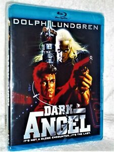 Dark Angel [I Come in Peace] (Blu-ray, 2013) Dolph Lundgren sci-fi Brian BenBen