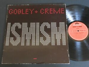 "GODLEY & CRÈME Ismism 12"" Vinyl 4th Studio album 1981 PolydorPOLD 5043"
