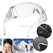 Chemistry Lab Eye Protective Safety Adjustable Goggles Glasses Protection