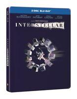 Interstellar Steelbook 2-Disc Blu ray