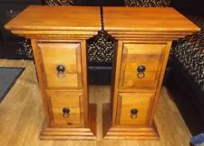 Unbranded Bedside Tables & Cabinets with 2 Drawers