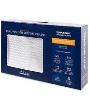 Tempur-Pedic QUEEN Pillow Dual Position Support Memory Foam L96015