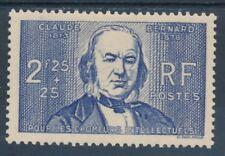 CC - TIMBRE DE FRANCE N° 439 Neuf *