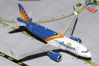 GEMINI JETS ALLEGIANT AIR  A319(S) 1:400 DIE-CAST MODEL NEW LIVERY GJAAY1658