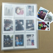 1pc 3inch Photo Album 288 Pockets Name Cards Holder Book Organizer for Polaroid