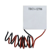 1PC TEC1-12706 Heatsink Thermoelectric Cooler Cooling Peltier Plate 12V 60W NEW