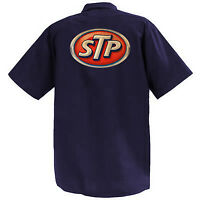 STP - Mechanics Graphic Work Shirt  Short Sleeve