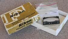 Nikon F F2 Focusing Screen Type F WHITE DOT w/box normal use F2S F2SB F2AS F2A