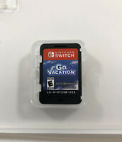 Go Vacation (Nintendo Switch, 2018) - Fast Free Shipping