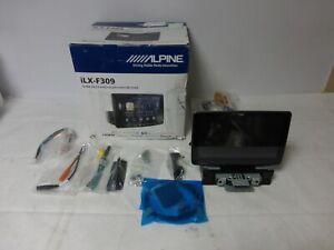 Alpine iLX-F309 HALO9 9 AM FM Audio Video Receiver
