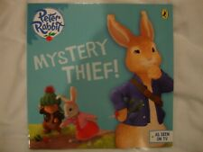 Peter Rabbit Storybook - Mystery Thief! Storybook - Brand New RRP £4.99
