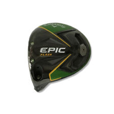 BRAND NEW CALLAWAY EPIC FLASH DRIVER CLUB HEAD ONLY, LEFT HAND 9.0°