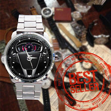 Special RARE!! 2016 Limited Volvo XC60 8 Steering Wheel Sport Metal Watch