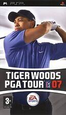 Tiger Woods PGA Tour 07 - PSP - NEUF -