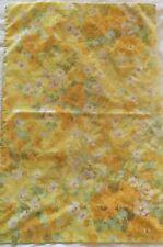 Vintage Fieldcrest Perfection Pillowcase Standard Floral Flowers Fine Percale