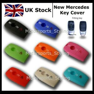 Key Cover For Mercedes Benz Smart Remote A C E Class GLE GLC GLA CLA Case m70*