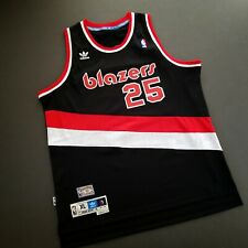 100% Authentic Jerome Kersey Adidas Soul Blazers Jersey Size XL 52 Mens