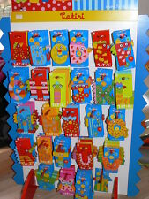 Tatiri Holzbuchstaben mehrfarbig je 1 95 Euro Buchstabe B