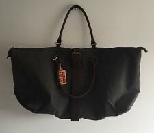 Levi's Vintage Clothing Boxing Sports Bag Canvas Weekender 100% AUTH RRP £430