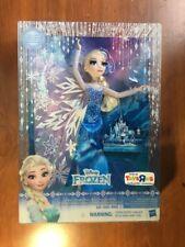 NWB Disney Frozen Elsa Winter Dreams Deluxe Collectors Doll Toys R Us Exclusive
