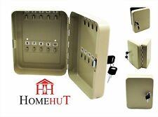 CHIAVE CON SERRATURA di sicurezza in metallo Armadio/Storage Box cassaforte parete
