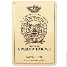 2 BT CHATEAU GRUAND LAROSE 2010 St. Julien