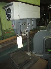 """Delta  Rockwell 15"""" Bench Model Variable Speed Drill Press Well Equipped!"""