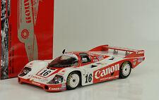 1984 Porsche 956 L 24h Le Mans Canon # 16 Lloyd Metge 1:18 Minichamps 500 Pz.