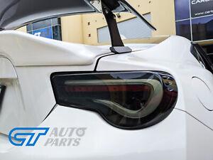 VALENTI SMOKE LED Tail lights for Toyota 86 GTS Subaru BRZ ZN6 Dynamic Blinker