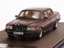 Mercedes AMG 450 SEL 6.9 W116 1978 Brown Metallic 1:43 GLM GLM206002