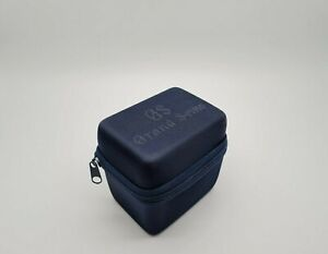 Authentic Grand Seiko Watch Service Case Travel Box With Foam Cushion