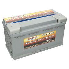 AGM Batterie Megalight 12V 100Ah Versorgungsbatterie Mover Caravan Boot Solar