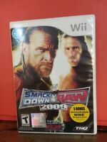 WII 2 PACK VIDEO GAMES: ROCKBAND,WWE 2009