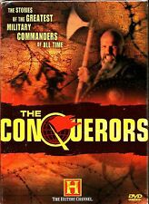 The Conquerors.Complete Series. 3 disc boxset. New In Shrink!