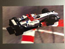 2005 Jenson Button Honda Lucky Strike Formula 1 GP Print Picture Poster RARE!!