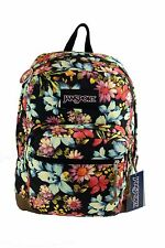 JanSport Right Pack Expressions Original Laptop Backpack - Multi Garden Delight