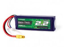 Turnigy Nano-Tech 2200mAh 3S 11.1V 25C 50C LiPo Battery XT60 FPV Multicopters