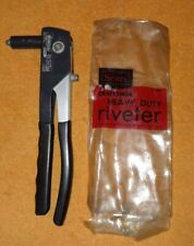 Vintage Sears Craftsman Heavy Duty Pop Riveter Tool 9 7475 ... Made in USA