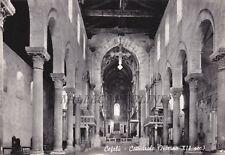 CEFALU': Cattedrale - interno