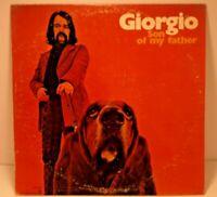 Giorgio Son of My Father Rare Obscure Psych LP Vinyl Record Album Hard to Find