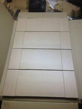 Cabinet Kitchen   500 mm  4 x  Draw Set,,  light oak wood panel  Shaker