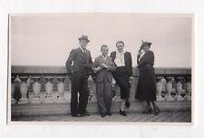 PHOTO Photographe photographié Autoportrait Appareil Caméra Snapshot Vers 1930