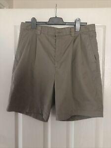 Ashworth Ez-tech Mens Size 34 Shorts