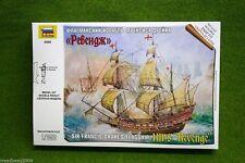 ZVEZDA HMS REVENGE Sir Francis Drakes FARO 1/350 scala 6500