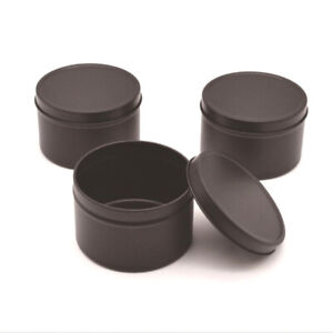 1pc Candle Jars Candle Tin Jars DIY Candle Making kit Candle Container TinsB_yk