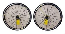 Mavic Ksyrium Pro road bike wheelset 700c Shimano