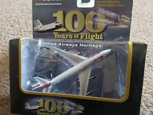 Corgi 100 Years of Flight CS90281 Boeing 747-400 BA Collection NEW