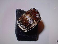 TOP Design: Ring 8 BRILLANTEN 1,20 carat 585 Gold VK 3900 €