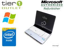 "FUJITSU LifeBook E751 Intel i5-2520M 2.50GHz 4GB 320GB Win 7 Laptop WIFI 15.6"""