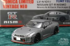 [TOMICA LIMITED VINTAGE NEO LV-N101a 1/64] NISSAN GT-R NISMO N ATTACK PACKAGE